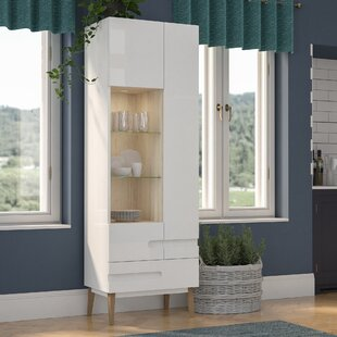 Zaiden Display China Cabinet Cool