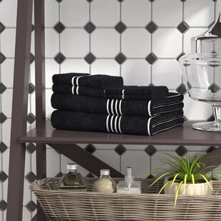 Black Bath Towels