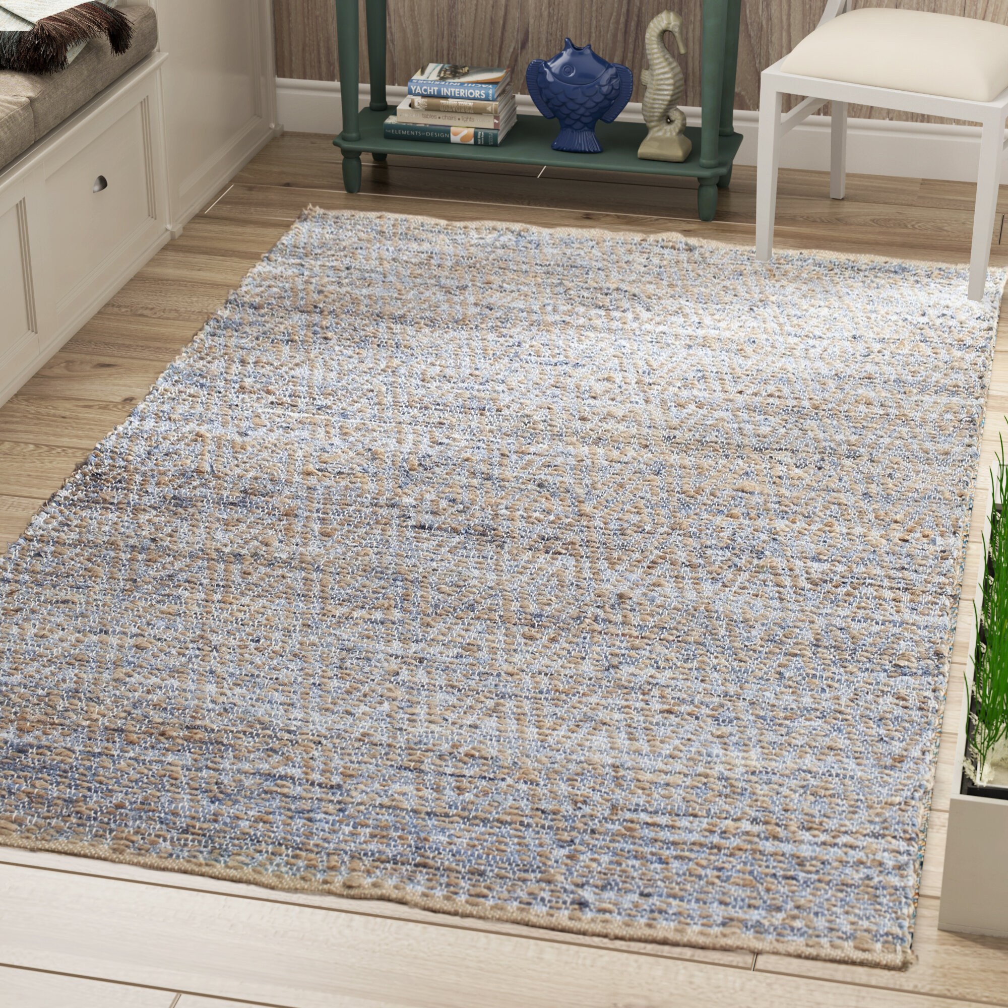 boucl jute bk the chunky img rug from boucle escape