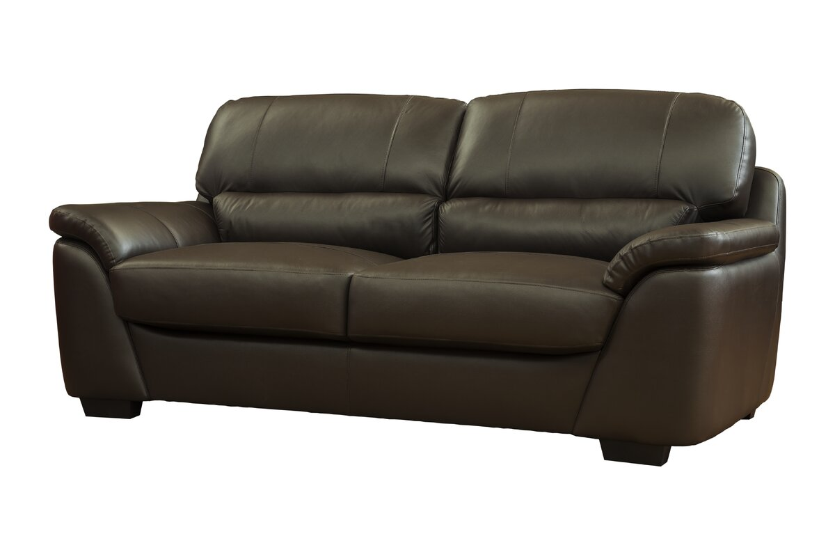 Rose Bay Furniture Bugatti Leather 3 Seater Sofa Amp Reviews