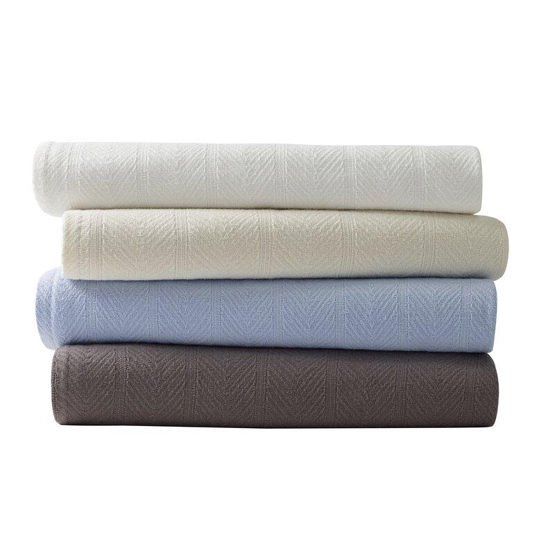 Herringbone Throw Blanket. Eddie Bauer Herringbone Throw Blanket   Reviews   Wayfair