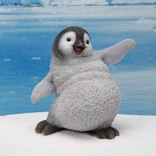 Hi Line Gift Ltd Balancing Baby Penguin Statue Amp Reviews