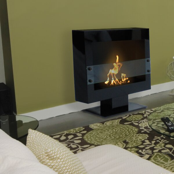 Tribeca Free Standing Bio Ethanol Fireplace Amp Reviews