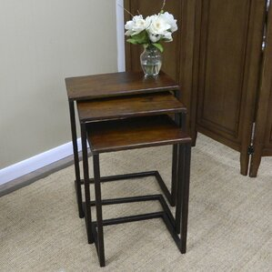 Superb Zenia 3 Piece Nesting Tables