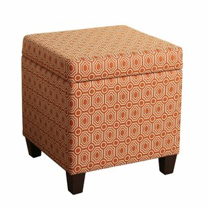 Attractive Reeves Storage Cube Ottoman