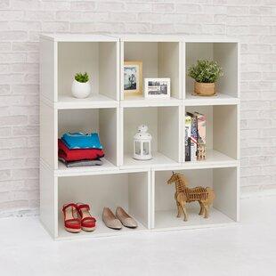 High Quality Milan Storage Cube Unit Bookcase