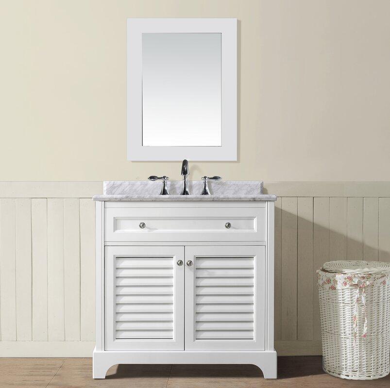 Madison 36 Single Bathroom Vanity Set