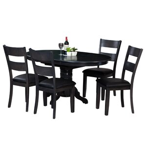 Valleyview 5 Piece Dining Set by TTP Furn..