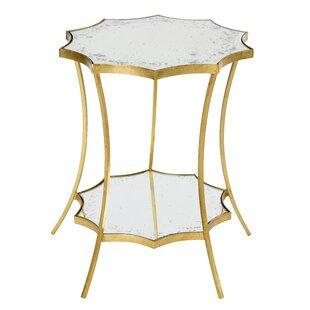 f421ffe18985 Gold Aidan Gray End   Side Tables You ll Love