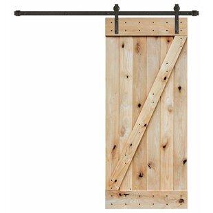 wood interior barn door - Bathroom Barn Door