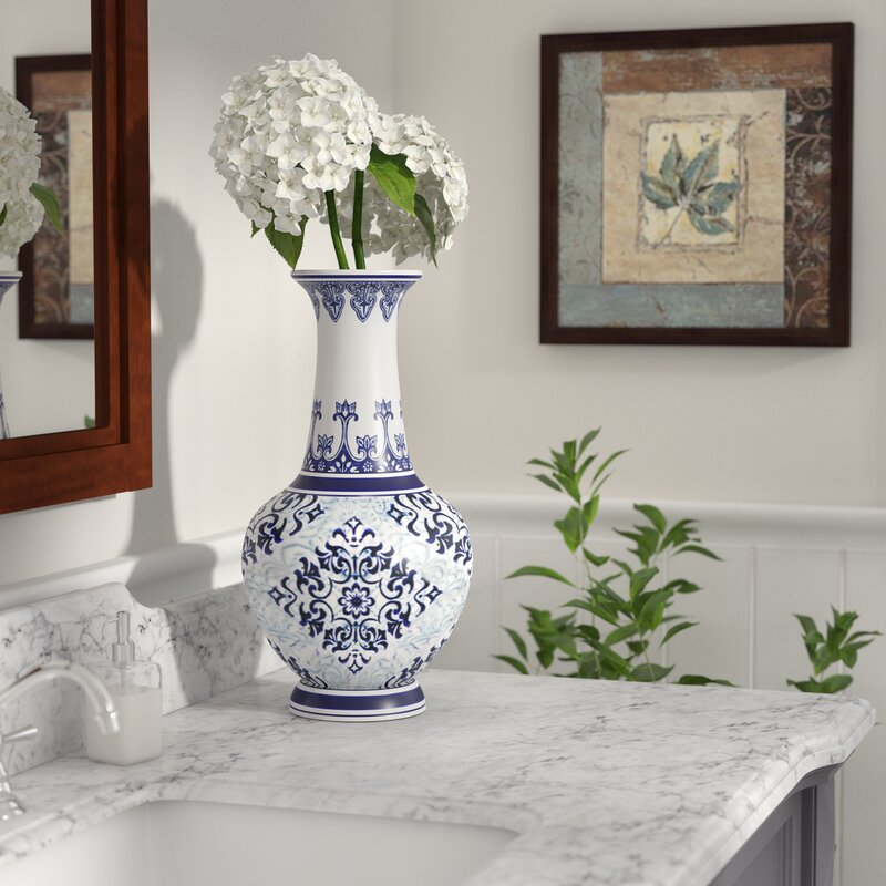 Three Posts Densmore Vase Reviews Wayfair