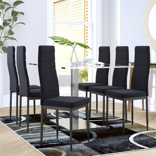 Layfield Upholstered Dining Chair (Set of 6)