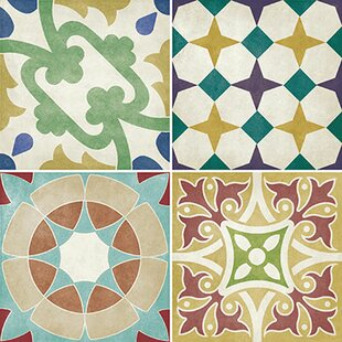 Wall Tiles Ceramic Amp Hand Painted Tiles Wayfair Co Uk