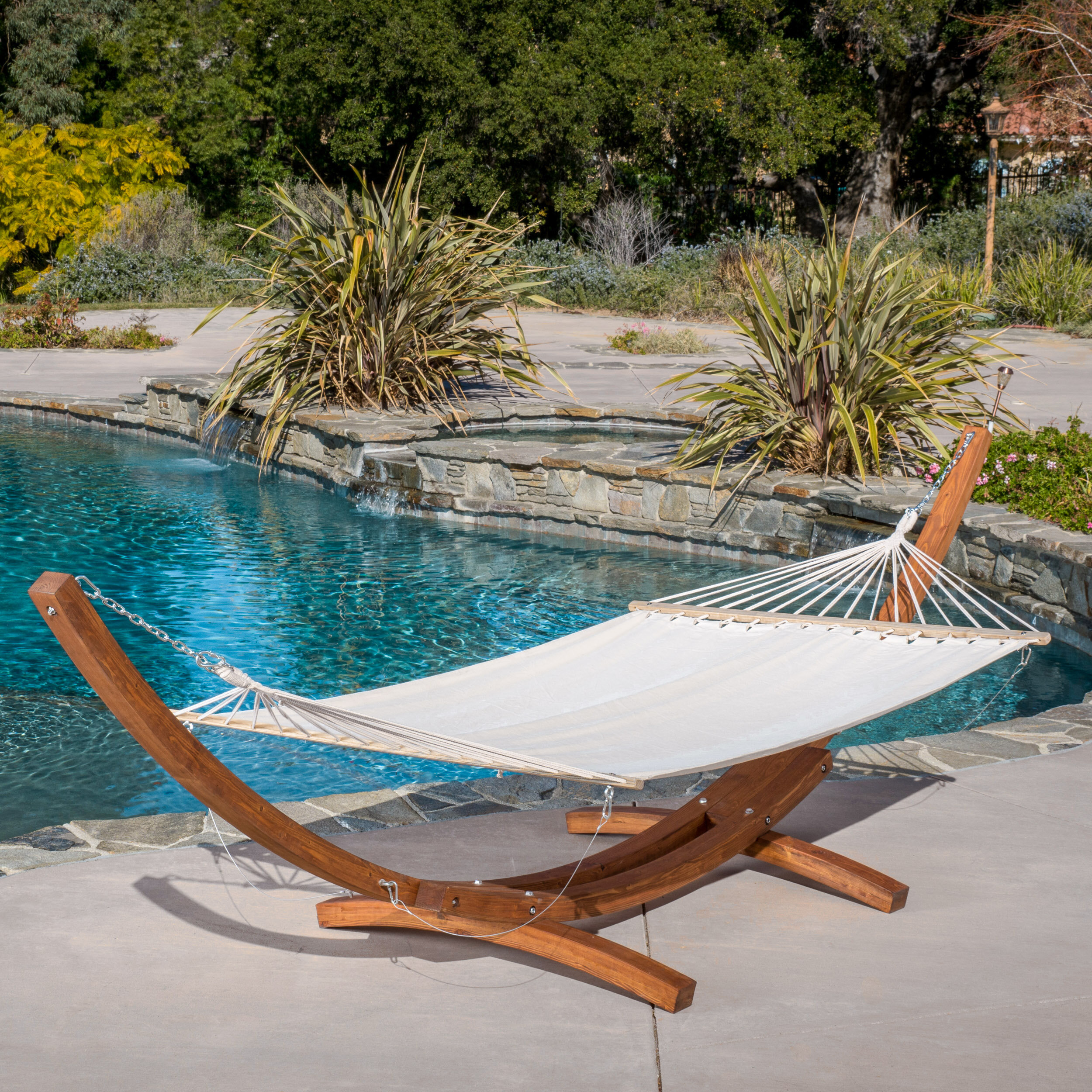 nice swing for ready white egg cheap wicker hammock double chair balcony metal reclining circle arch free deck patio furniture winter ebay rattan hanging make a your with bedroom standing footrest
