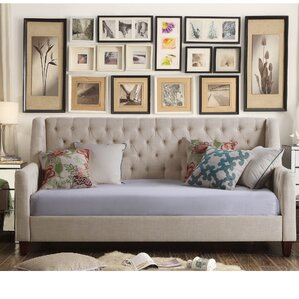 Pennington Twin Size Tufted Daybed by ..