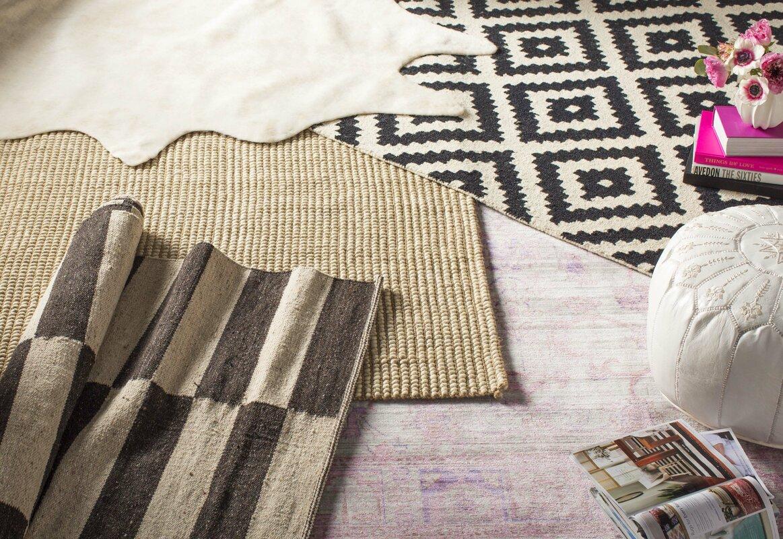 Obadiah Hand Tufted Wool Black Area Rug Amp Reviews Allmodern