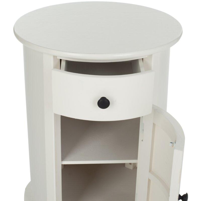 safavieh beistelltisch thornton mit stauraum bewertungen. Black Bedroom Furniture Sets. Home Design Ideas