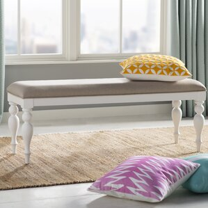 Mound Upholstered Bench by Darby Home Co