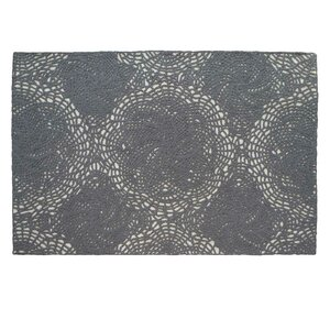 Echo Grey Area Rug