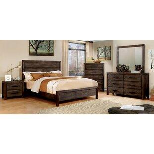Blackburn Panel Configurable Bedroom Set