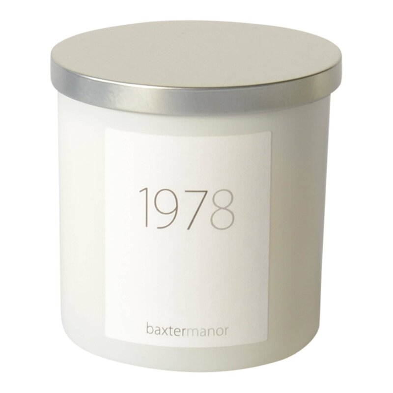 #ourhistorycollection 1978 Scented Designer Candle