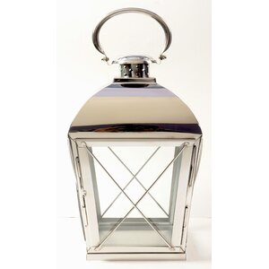 Stainless Steel Carriage Lantern