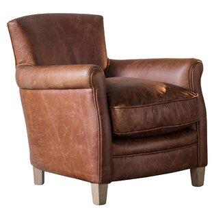 Small Leather Armchairs Wayfair Co Uk