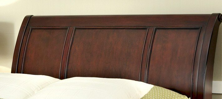 Wayfair Headboard White Headboard Wayfair Headboard And: Three Posts Curran Sleigh Headboard & Reviews