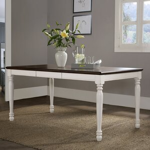 Tanner Dining Table by Beachcrest Home