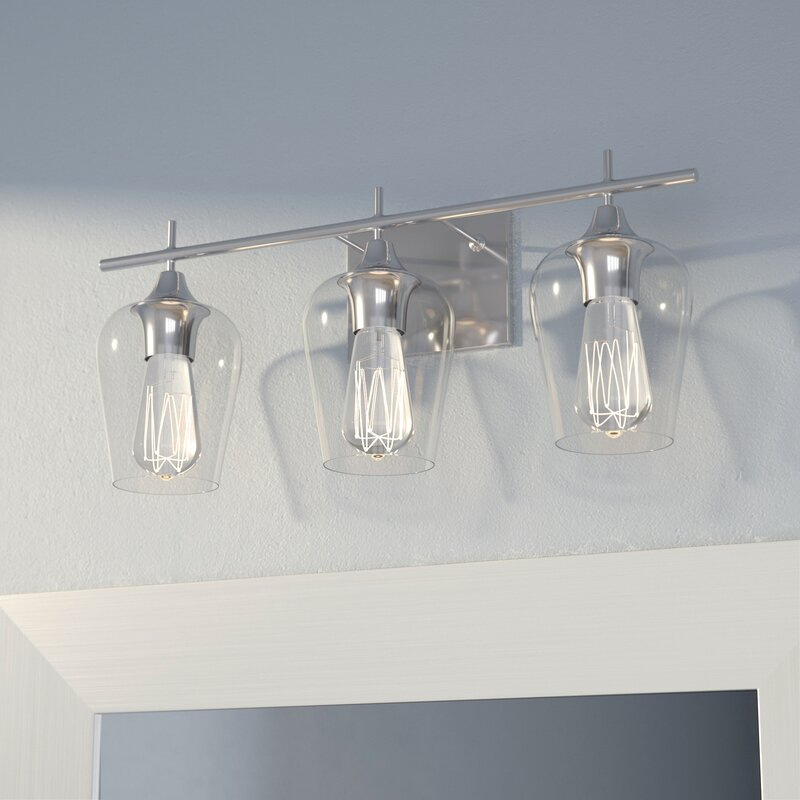 Staci 3 light vanity light