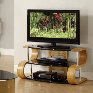 Curve TV Stand For TVs Up To 32