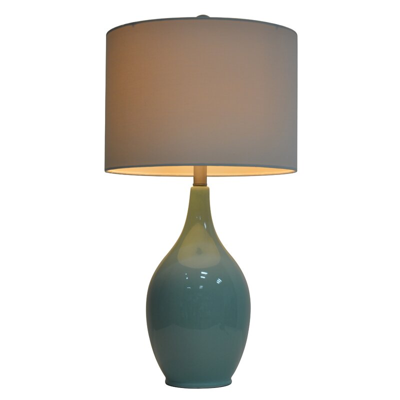 "Miltiades 27"" Table Lamp & Reviews"
