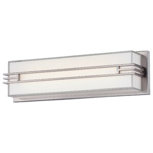 Led Bathroom Light Bar Wayfair - Bathroom light bars
