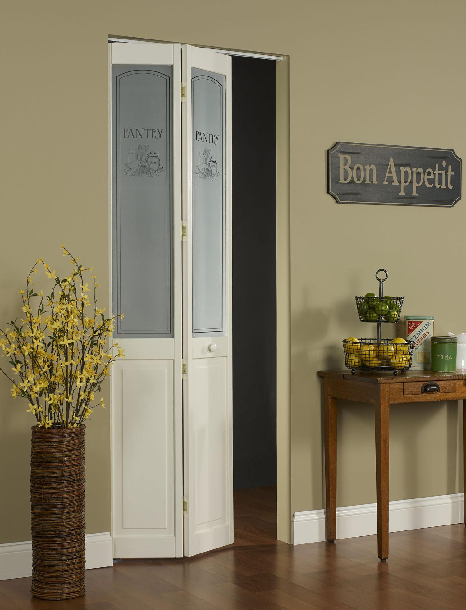 Superbe LTL Bi Fold Doors Pantry Glass Bi Fold Door U0026 Reviews   Wayfair