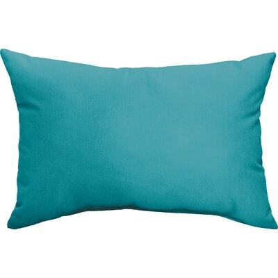 Wrought Studio McMillian Indoor/Outdoor Pillow Set Color: Aqua Blue