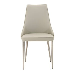 Galen Solid Back Side Chair (Set of 2) by Corrigan Studio