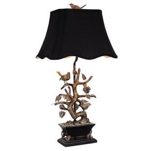 Table lamps with birds wayfair maggie bird 32 table lamp mozeypictures Choice Image