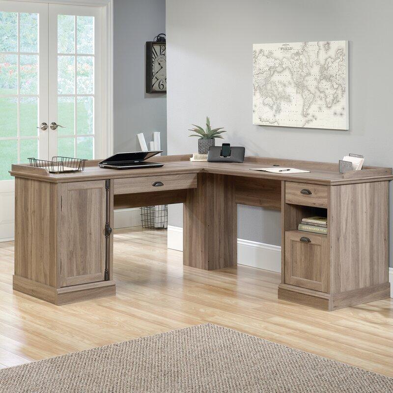 Awe Inspiring Bowerbank 3 Drawer L Shaped Executive Desk Download Free Architecture Designs Scobabritishbridgeorg
