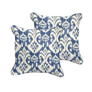 Jenifer Reagan II Indoor/Outdoor Throw Pillow (Set of 2)