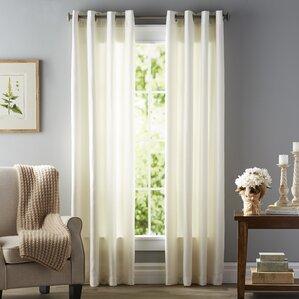 Modern Curtains + Drapes   AllModern