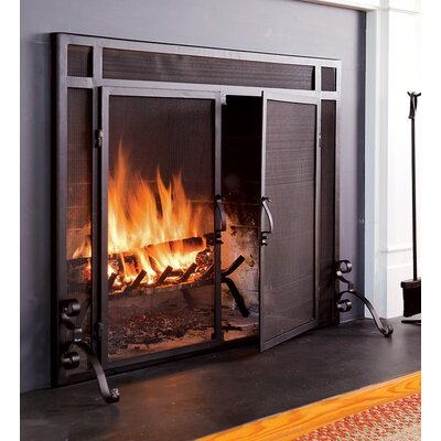 Fireplace Screens Amp Doors You Ll Love Wayfair