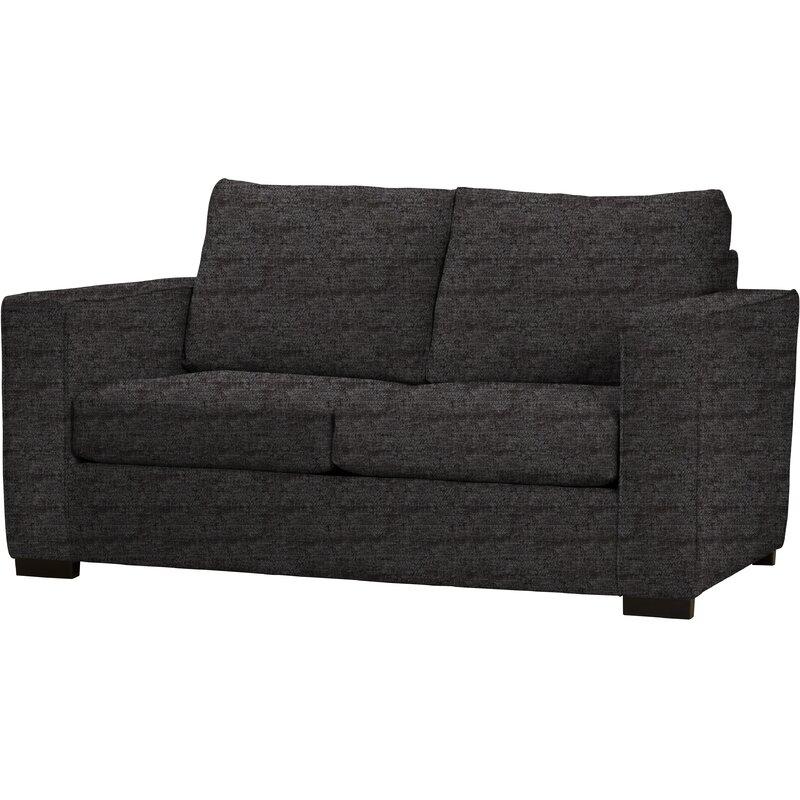 d70425758cf0 Wayfair Custom Upholstery Newbury 2 Seater Sofa & Reviews | Wayfair ...