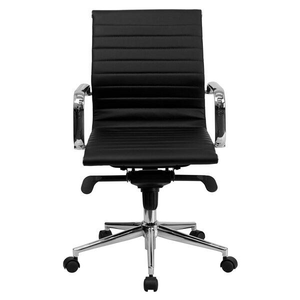 Perlis Ergonomic Conference Chair Amp Reviews Allmodern