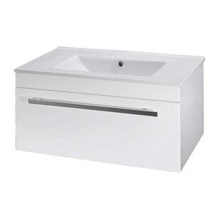 Premier 60 cm Einzelwaschbecken-Set Minimalist