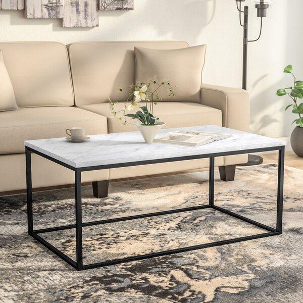 Wayfair Uk Glass Coffee Table: Williston Forge Arianna Coffee Table & Reviews