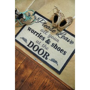 Muddle Mat Word Doormat
