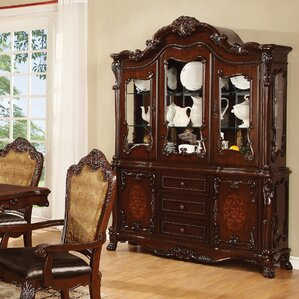 Canada China Cabinet by Astoria Grand
