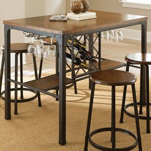 Kitchen Pub Table Pub tables bistro sets youll love wayfair woodside pub table workwithnaturefo