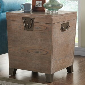Trunk End Side Tables Youll Love Wayfair