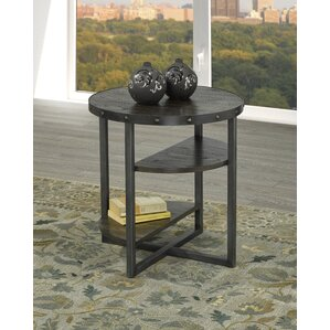 Oxford End Table by Brassex